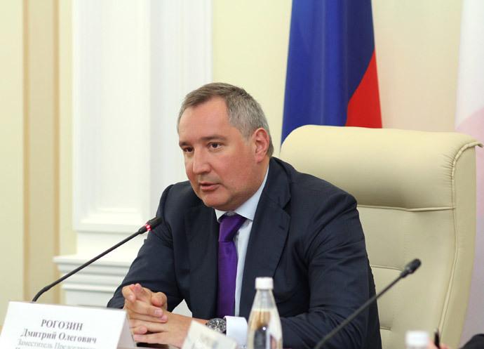 Deputy Prime Minister Dmitry Rogozin (RIA Novosti / Andrey Iglov)