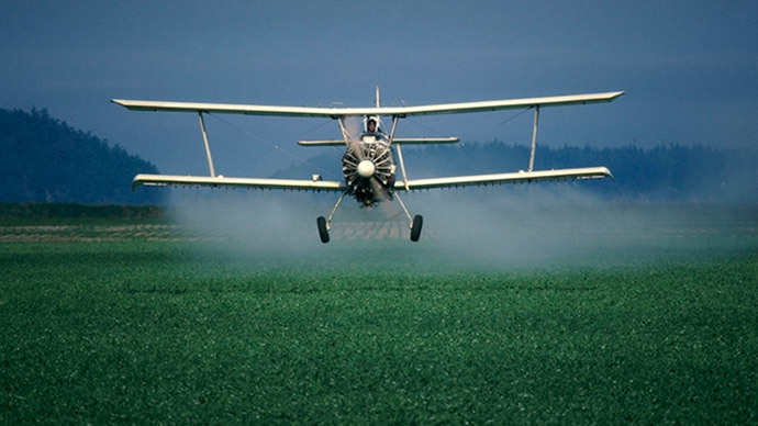 ​EPA advances approval of powerful weed killer for Dow's 'Agent Orange' GMO crops