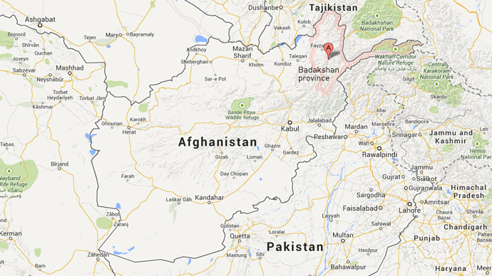 Over 300 dead, 2,000 missing after landslide in Afghanistan's north-east
