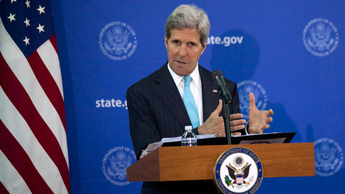 Kerry subpoenaed to testify in Congress over Benghazi