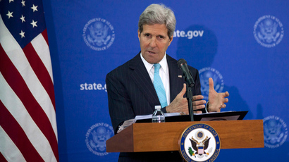 Kerry rejects congressional subpoena over Benghazi