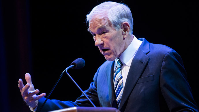 Ron Paul: Western powers fomenting Ukrainian conflict, US should 'stay out'