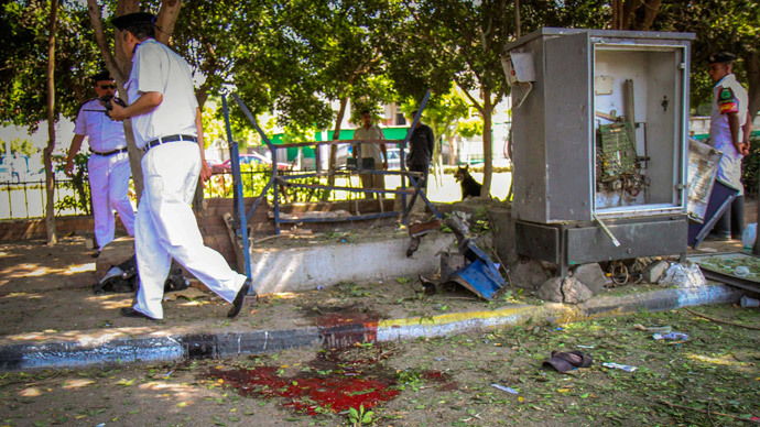Egypt rocked by four bombings, violent clashes ahead of presidential election