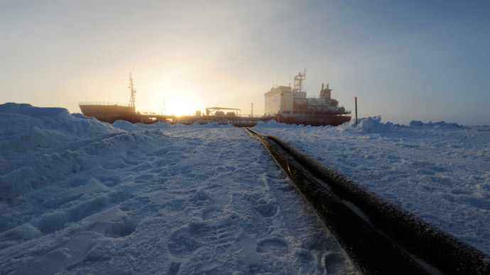 ​Oil industry, US government woefully unprepared for spill in Arctic – study