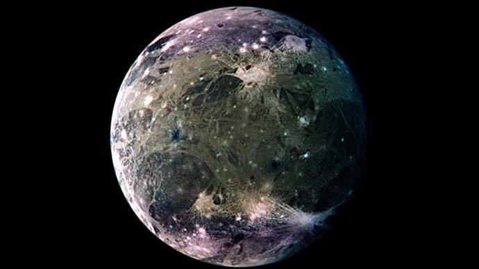 Jupiter's moon Ganymede may have layered oceans that support life