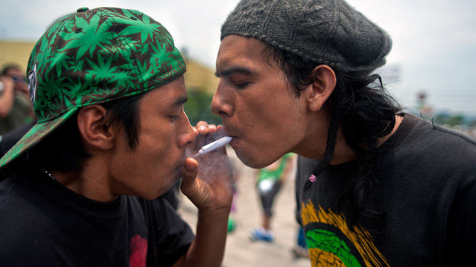 'Let my people grow': 250 cities worldwide take part in Global Cannabis March