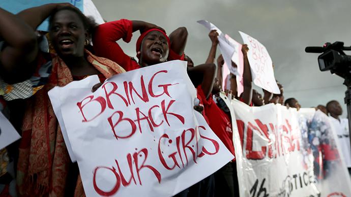 Nigeria's Boko Haram militants say abducted schoolgirls will be 'sold in the market'