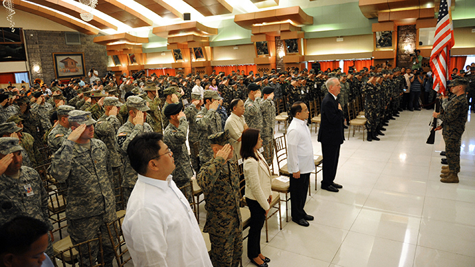 This is just a test: Philippines, US kick off major war games in Pacific