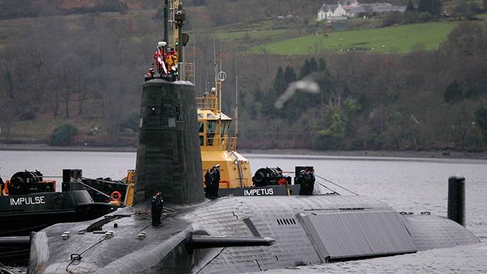 British Navy employs first female submariners