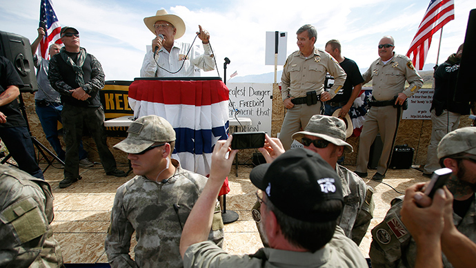 Nevada lawmaker demands immediate action against 'armed separatists' at Bundy ranch