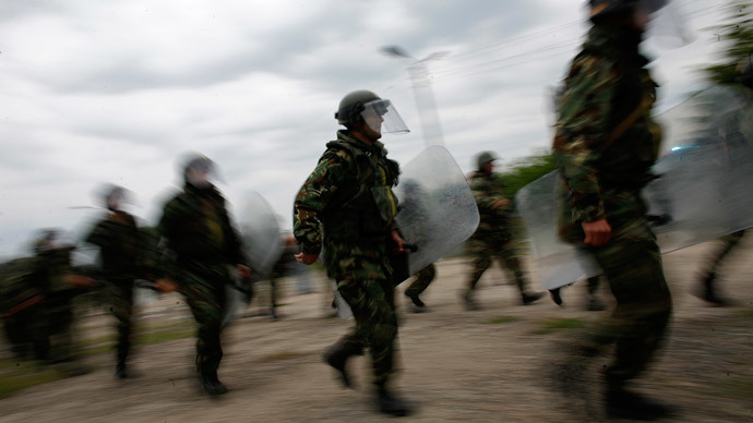 NATO's record 6,000-strong drills kick off in Estonia amid Ukraine tensions