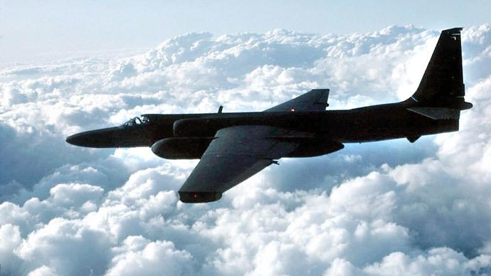 U-2 spy plane shutdown LA-region air traffic control - FAA