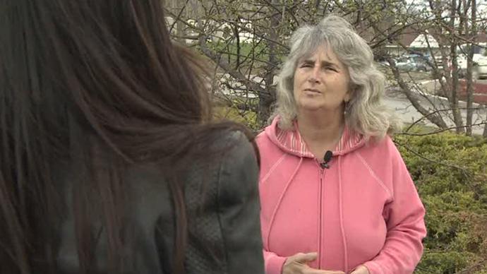 Vera Scroggins (screenshot from RT video)