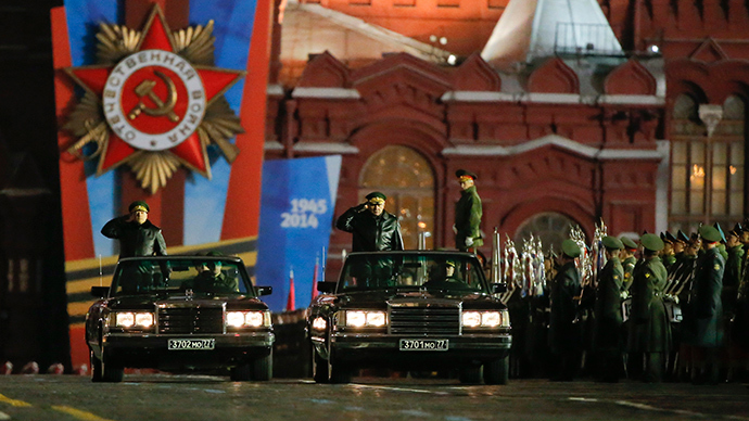 V-Day parade: Cutting edge weapons, Special Forces on Red Square (PHOTOS, FULL VIDEO)