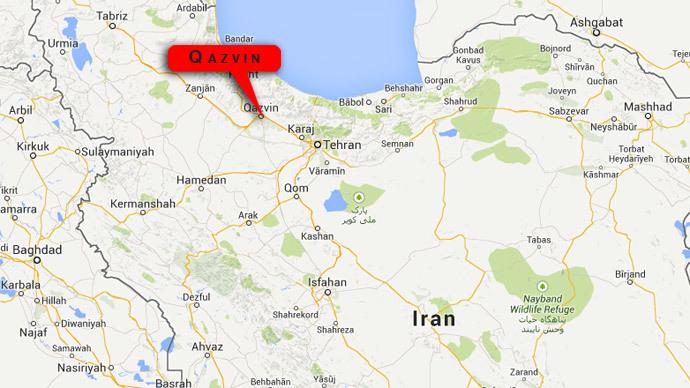 Dozens feared injured as massive fire sweeps through N. Iran