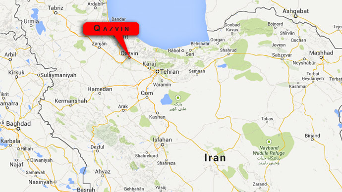 Dozens feared injured as massive fire sweeps through N. Iran