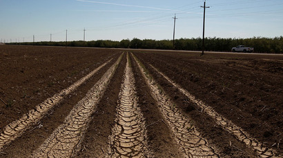 Extreme drought forces Texas town to use toilet water for drinking