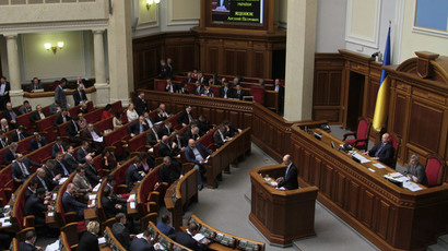 2 southeast Ukrainian regions to hold referendum May 11 as planned