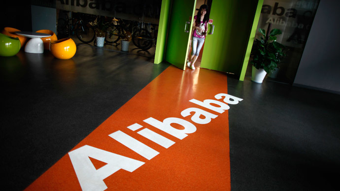China's internet giant Alibaba files for IPO