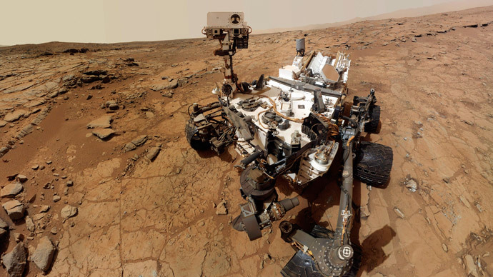 ​NASA wants greenhouse on Mars by 2021