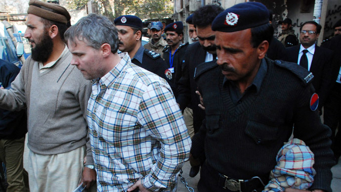FBI agent on sensitive job in Pakistan arrested on terrorism charges