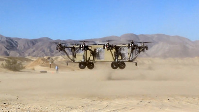 ​DARPA introduces 'invulnerable' hack-proof drone