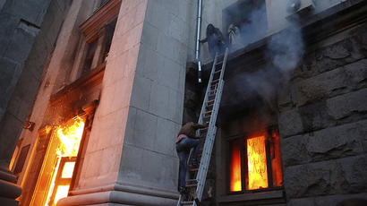 Odessa massacre victims died in seconds, not from smoke – emergency service chief
