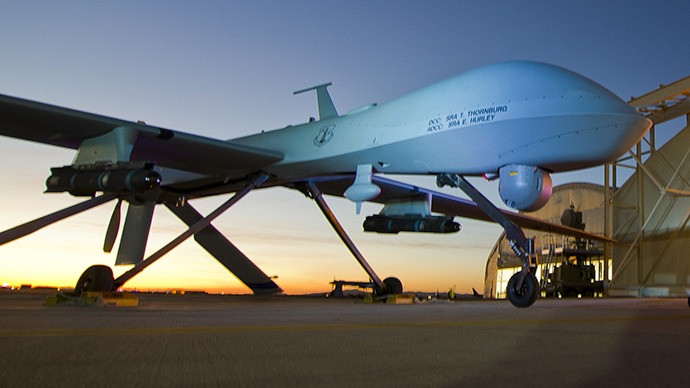All countries will have drone kill technology in 10 years – report