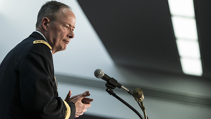 General Keith B. Alexander, head of the National Security Agency (AFP Photo / Brendan Smialowski)