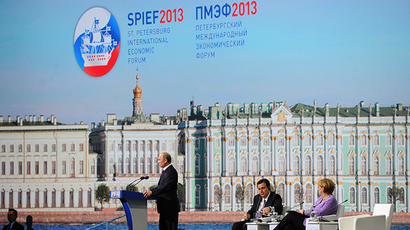 Sneak peek: St. Petersburg International Economic Forum
