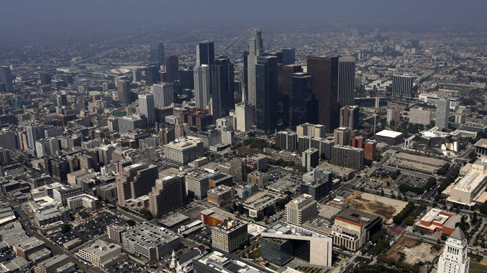 Iconic LA landmarks built on top of fault lines, according to new earthquake map
