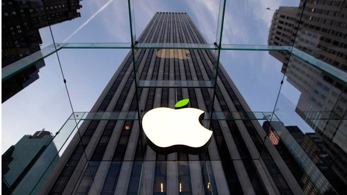 Apple reveals US govt data request rules