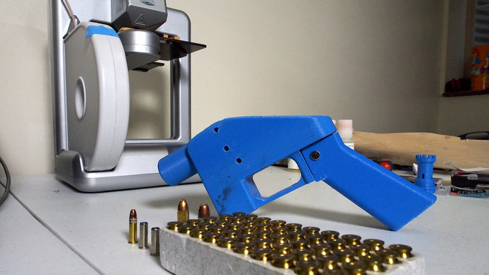 Japan makes 1st arrest for illegal possession of 3D-printed guns