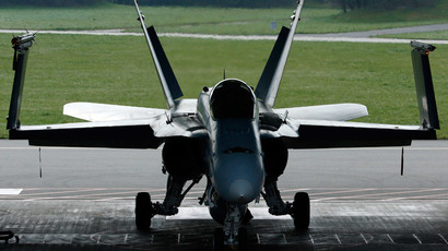 Pentagon paid $150 per gallon for 'green' jet fuel to promote alternative energy