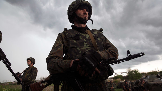 Ukraine deploys 15,000 troops to Russian border, NATO beefs up forces in E. Europe – Moscow