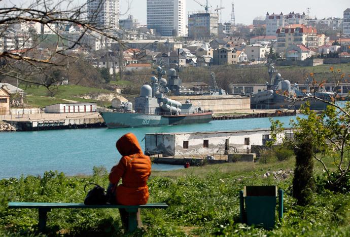 Sevastopol.(Reuters / Yannis Behrakis)