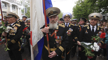 First military parade in decades: Serbia marks 70yrs since Soviets liberated it from Nazis