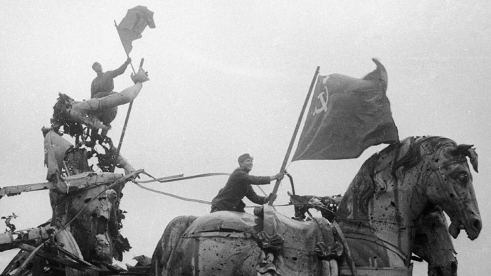1,418 days in hell: Soviet Union's Great Patriotic War in pictures