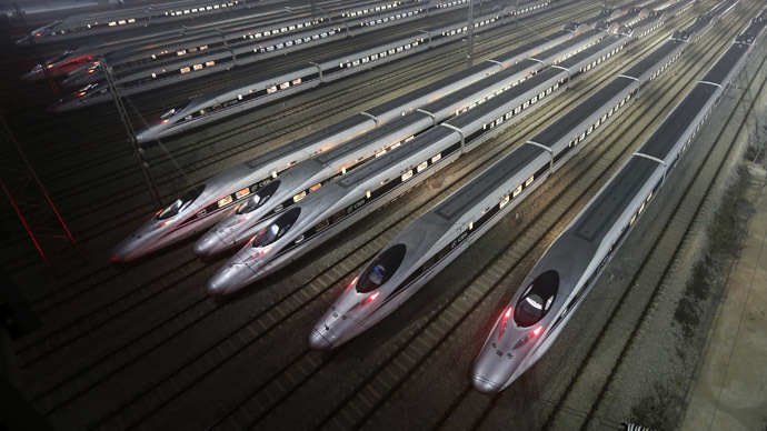 China wants to build high-speed railway to US through Siberia and Bering Strait
