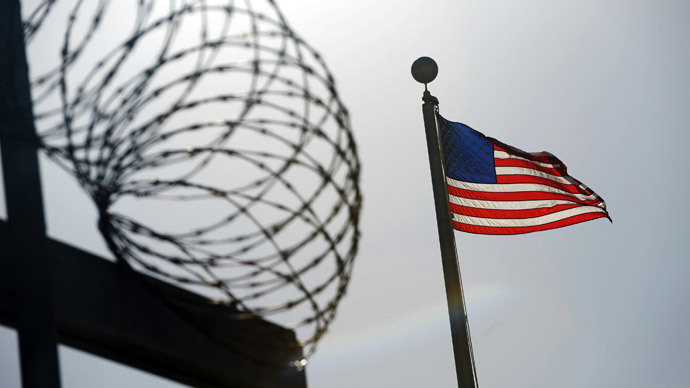 Painful force-feeding procedure caused Gitmo detainee to cough up blood