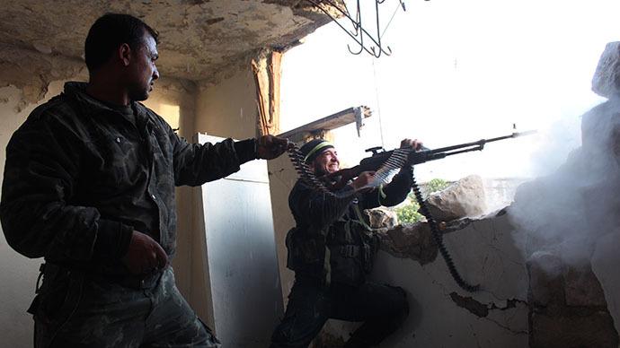 'Pilot program' revealed: Washington sends missiles to Syrian rebels
