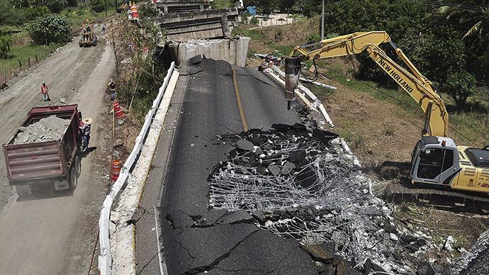 5 dead as 6.9-magnitude earthquake rocks southern Mexico, Guatemala