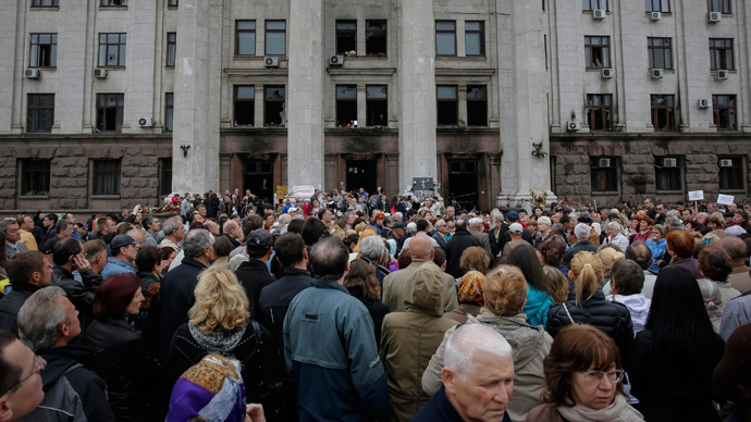 Odessa massacre 9 days on: Dozens still missing, residents commemorate the dead