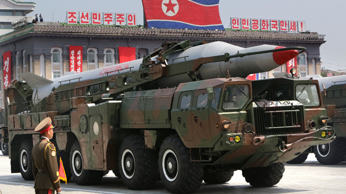 N. Korea threatens to conduct 'counter-measure' nuke test