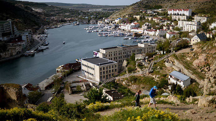 ​Russia's 'civilized' offshore? Moscow allocates $1.5 bn for Crimea
