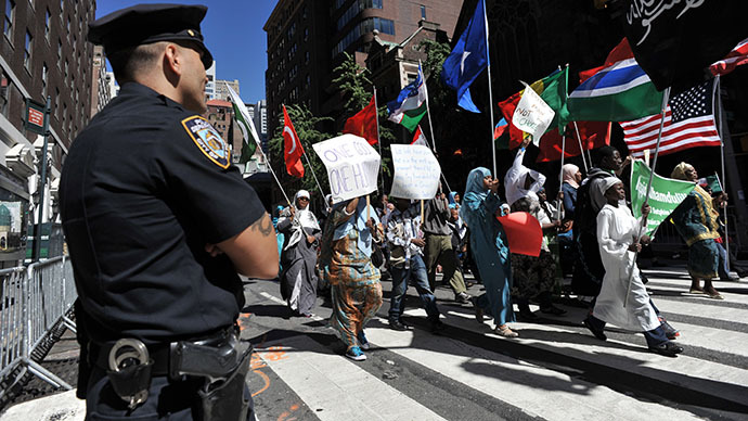 NYPD enlisting Muslim informants from minor violators