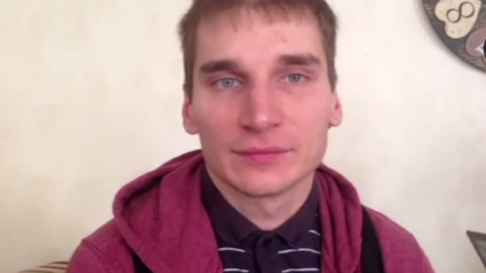 'Kidnapped' Russian journalist released in E. Ukraine
