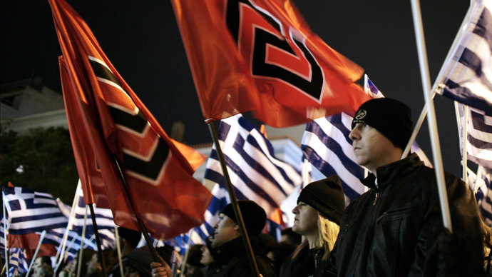 Greek neo-Nazi party allowed to participate in EU elections