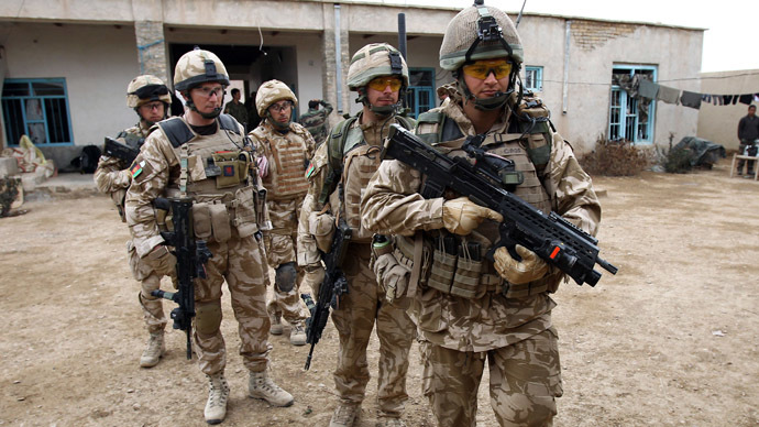 Britain's 13yr stay in Afghanistan ends as US, UK hand over military bases