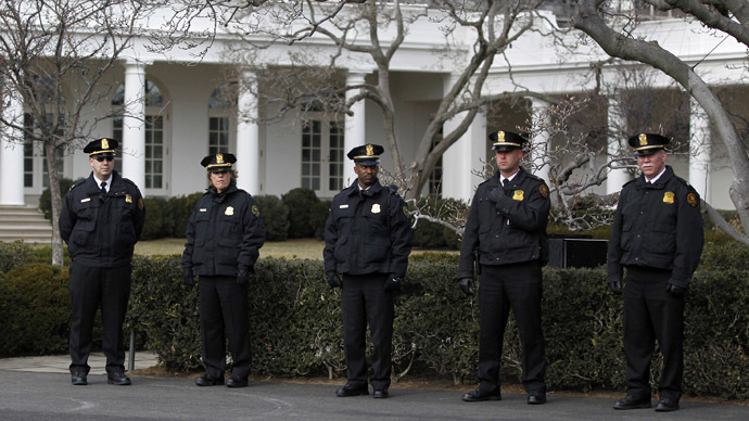 Secret Service staff left White House to attend to director's friend